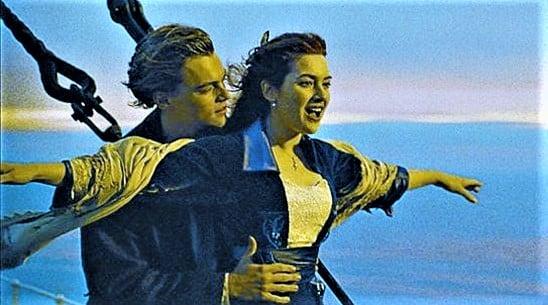Description de l'enchaînement du cours de rock 4 temps et 6 temps de mardi 29 octobre 2019: Le Titanic